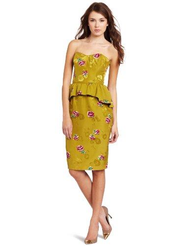 Corey Lynn Calter Women's Veronica Dress, Multi, 8