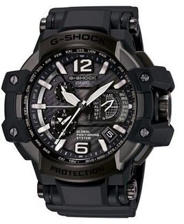 VIDEO Review) Casio G-Shock Gravity Master Black Dial Multi