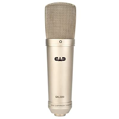 Large-Diaphragm Studio Condenser Microphone