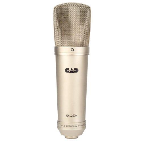 Cad Genuine Large-Diaphragm Studio Condenser Microphone