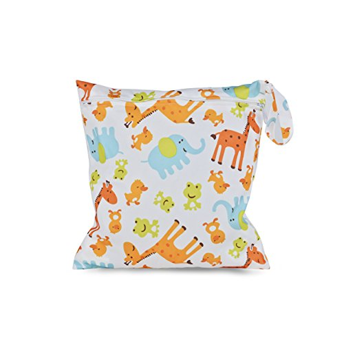 newcomdigi-sacchetto-del-pannolino-bambino-neonato-borsa-per-cambio-pannolini-impermeabile-lavabile-