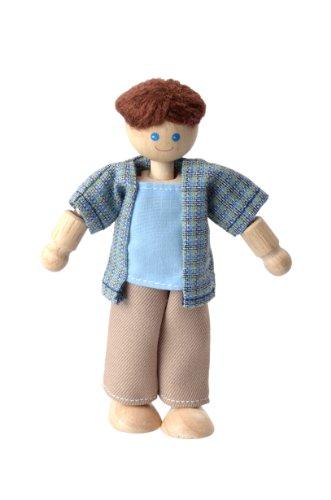 Plan Toys Caucasian Dad Doll - 1