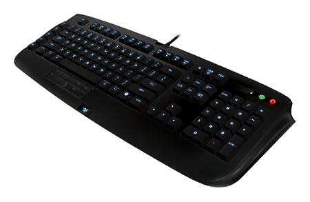 Razer Anansi MMO Gaming Keyboard - MAC Edition (RZ03-00551200-R3M1)