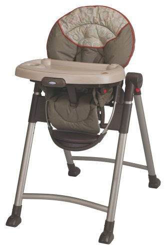 Sale!! Graco Contempo Highchair, Forecaster