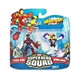 Marvel Super Hero Squad Spider-man and Spider-woman