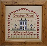 Grandma's House - Cross Stitch Kit
