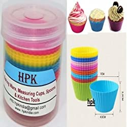 HPK-6-Pcs-Microwave-Oven-Reusable-Silicone-Baking-Cups-Cupcake-Liners-Muffin-Cups-Cakes-Moulds-Round-Cups-Non-Stick-Heat
