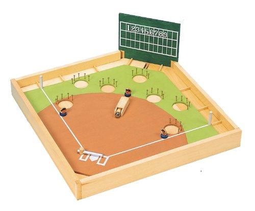 Amazon | 加賀谷木材 野球ゲーム | メイキングトイ …