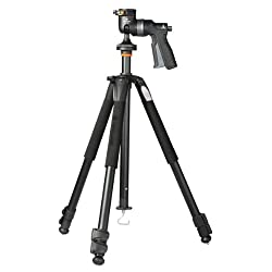Vanguard Alta 263AGH Aluminium Tripod with GH-100 Pistol Grip Ball Head
