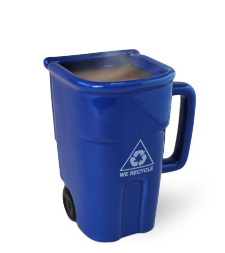 Big Mouth Toys The Recycling Bin Mug