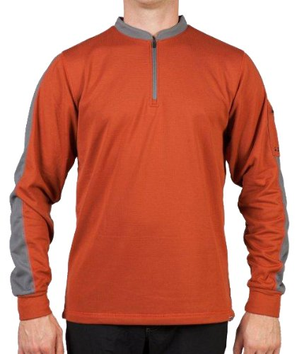 Buy Low Price Zoic Men's Highland Long Sleeve Cycling Jersey (B00930VV0Q)