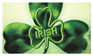 ADV PRO bb486 Shamrock Irish Pub Banner Shop Sign