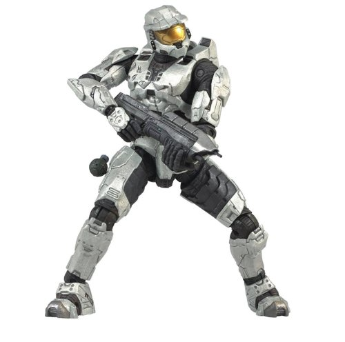 Halo 3 Series 1 - Spartan Soldier Mark VI Armor (White)