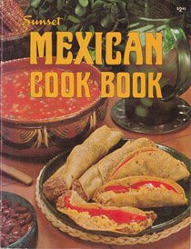 Sunset Mexican cookbook, image