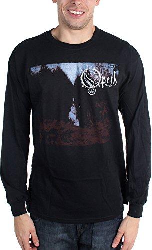 Opeth Mens My Arms-Maglietta a maniche lunghe nero Medium