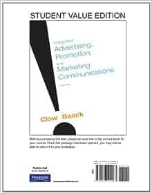 integrated marketing communications 4th edition pdf free