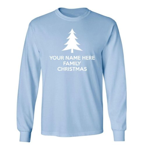 Personalized Christmas Pajamas front-1029079