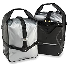 Topeak Water Proof Pannier DryBags - Pair - TT9801B