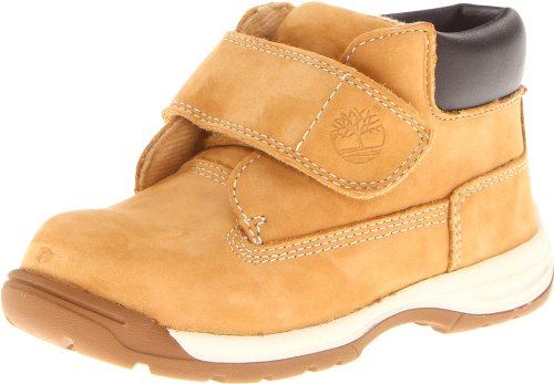 Timberland Earthkeepers Timber Tykes Hook And Loop Boot (Toddler),Wheat,10 M Us Toddler