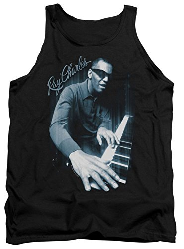Tank Top: Blues Piano Ray Charles RC101TT