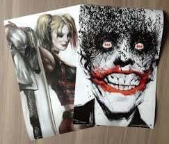 Amazon.com: Lootcrate: July 2014- Joker and Harley Quinn