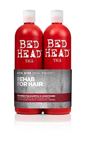 TIGI Bed Head Urban Antidotes 3 Resurrection Shampoo and Conditioner Tween Duo 2 x 750ml (Bed Head Conditioner 3 compare prices)