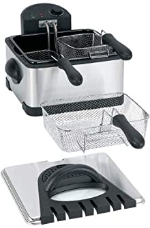 Maxam 4Qt Electric Deep Fryer (Pack Of 1)