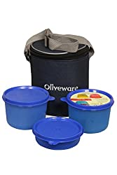 Oliveware Easy Meal Lunch Bag