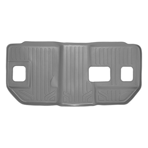 MAXFLOORMAT Floor Mats for Chevrolet Suburban / GMC Yukon XL / Denali XL (2007-2014) Third Row (Grey) (2010 Gmc Yukon Denali Floor Mats compare prices)