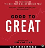 Good to Great CD: Why Some Companies Make the Leap...And Others Dont
