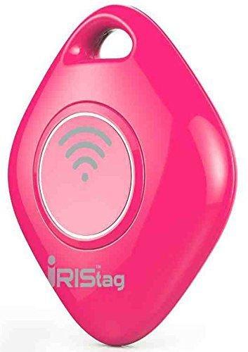 iris-tag-der-geratefinder-um-verlegte-dinge-zu-finden-farbe-pink