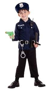 Riethmueller - Ccs00005 - Set Costume + Accessoires - Policier