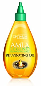 Optimum Care Amla Legend Rejuvenating Oil, 5 Fluid Ounce