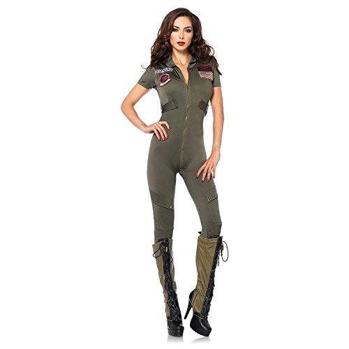 Macon (Flight Suit Costume Female)
