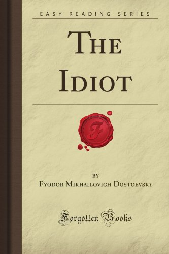 the idiot dostoevsky essay