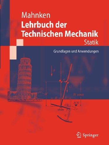 8 lehrbuch der statik books found lehrbuch der for Statik der stabtragwerke