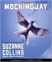 Amazon.com: Mockingjay (The Hunger Games, Book 3) - Audio ...