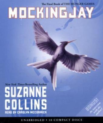 Mockingjay (The Hunger Games, Book 3) - Audiobook on CD