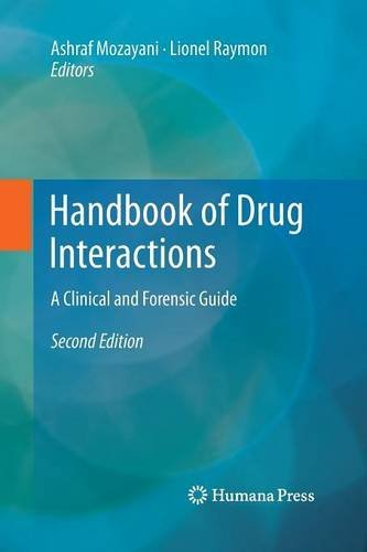 Handbook of Drug Interactions: A Clinical and Forensic Guide