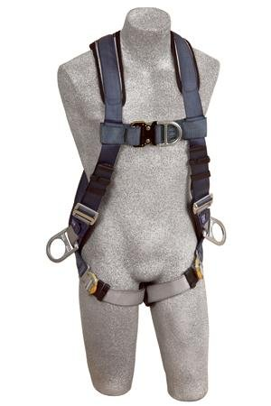 DBI/SALA Exofit - Full Body Fall Protection Harness- Mediuml. model 1108601