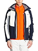Peak Performance Chaqueta Ridge (Blanco / Azul Grisáceo)