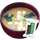 長ねぎのおみそ汁7gX40袋セット【アマノフーズのフリーズドライ味噌汁:日本国内製造】(素材の栄養を保ちつつ美味しさを封じ込めた)