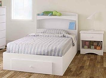 Bedroom Set in White