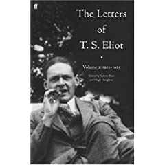 The Letters of T.S. Eliot: Volume Two, 1923-25