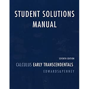 Thomas transcendentals 12th solutions edition calculus early manual pdf