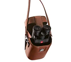 Leica Brown Leather Case for Binocular 10 x 25 42324