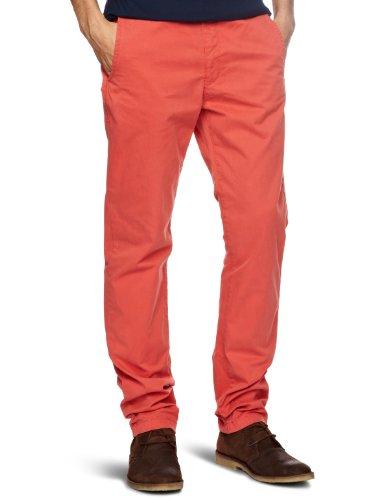 Tommy Hilfiger Fallon SP12 STT Slim Men's Trousers Cranberry W29INxL32IN
