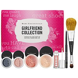 Bare Escentuals bareMinerals Girlfriend Collection ($113 Value) bareMinerals Girlfriend Collection