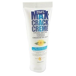 Zim's Crack Creme Creamy Daytime Formula, 2.7 fl. oz. Tubes