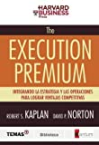 img - for The execution premium book / textbook / text book